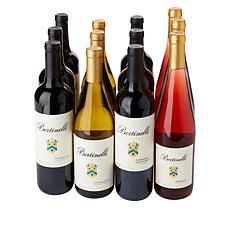 Vintage Wine Estates 12-Bottle Bertinelli Wines