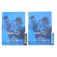VIPRE Secuirty Identity Shield 2-pack Software for 4 PCs