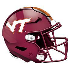 Virginia Tech Helmet Cutout