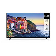 "VIZIO 75"" E Series 4K Ultra-HD Full-Array LED Smart TV with Chromec..."