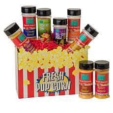 Wabash Valley 8-pack Sweet and Savory Popcorn Seasoning Set