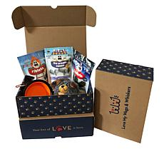 Wags & Whiskers July Dog Box