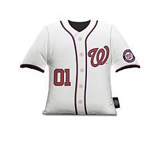 Washington Nationals Plushlete Big League Jersey Pillow