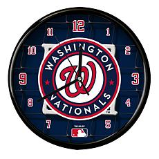 Washington Nationals Team Net Clock