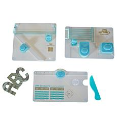 We R Memory Keepers Mini Punch Board Bundle