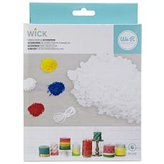 We R Wick Candle Wax and Wick Bundle