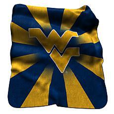 West Virginia Raschel Throw