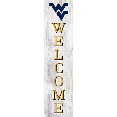 "West Virginia University 48"" Welcome Leaner"