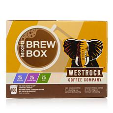 Westrock Coffee Company 100-count Single Serve Coffee Pods - Variety