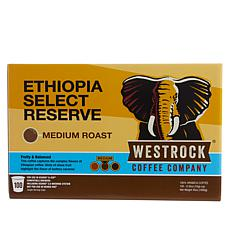 Westrock® Coffee Company Ethiopia Select Reserve 100-count Single Pods