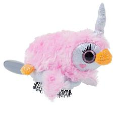 Wet Brush Penguin Unicorn Plush Brush