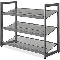 Whitmor 69058770BB 3-Tier Shoe Shelves