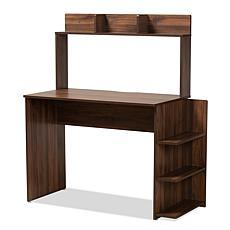 Wholesale Interiors Garnet Desk with Shelves