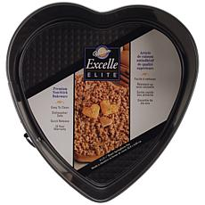 Wilton Excelle Elite Springform Pan - Heart