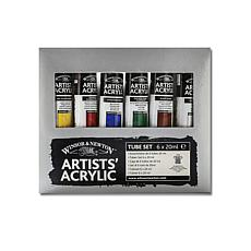 Winsor and Newton Artists' Acrylic Colour Introductory Set