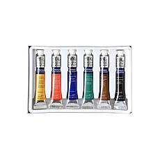Winsor and Newton Cotman Watercolor 6-Tube Set