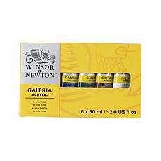 Winsor and Newton Galeria Acrylic Colour Introductory S