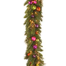 Winter Lane 6' Battery-Operated Kaleidoscope Garland