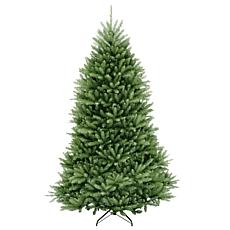 Winter Lane 7-1/2' Dunhill Fir Hinged Tree