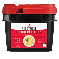 Wise Company Powdered Eggs Kit with 144 Servings Auto-Ship®