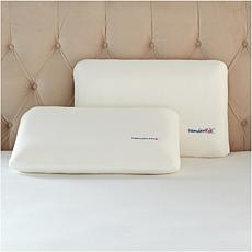 WonderFlex® 2-pack Memory Foam Bed Pillows with Removable Covers
