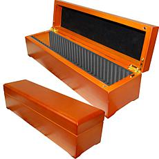 Wooden Display Box for 30 Graded Coins