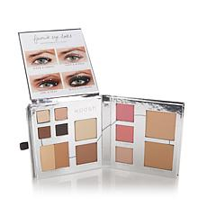 Woosh™ Beauty Fold Out Face Palette - Medium Tan