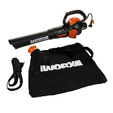 Worx Trivac 2-Speed Blower Vac Mulcher with Bag