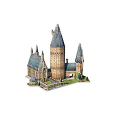 Wrebbit 3D Harry Potter Hogwarts Great Hall, 850-piece Puzzle