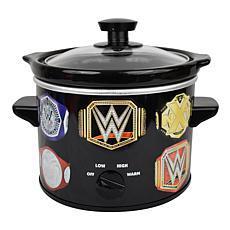 WWE 2-Quart Slow Cooker