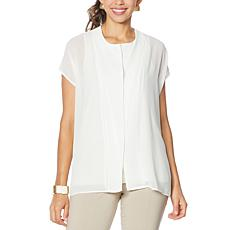 WynneLayers Chiffon Blouse