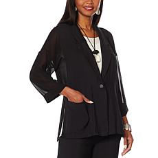 WynneLayers Malibu Chiffon Jacket