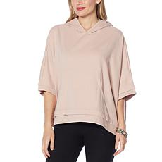 WynneLounge French Terry Hooded Poncho