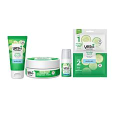 Yes To Cucumbers Soothing Bundle