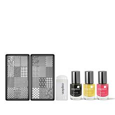 Young Nails Lacquer Kit with Art Screens - Off The Grid