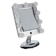 Zadro Melrose LED Bluetooth Vanity Mirror