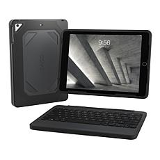 "ZAGG Rugged Book Bluetooth Keyboard Case for 9.7"" iPad® Tablets"