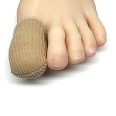 ZenToes Fabric Toe Cap Protectors