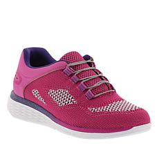 ZeroTie® Women's Fresh Breeze Hands-Free Lace-Up Sneaker