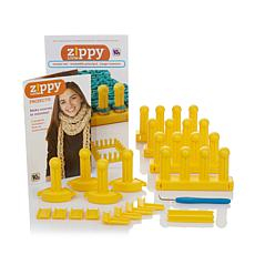 Zippy Master Loom Fast Knitting Kit with Project Book