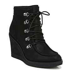 Zodiac Indy Suede Lace-Up Bootie