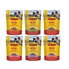 Zuke's  Mini Naturals Variety 6 pack 16oz packages