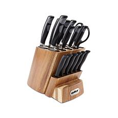 Zyliss 16-piece Knife and Block Set