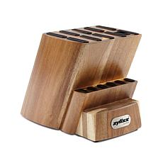 Zyliss Large Wooden Knife Block