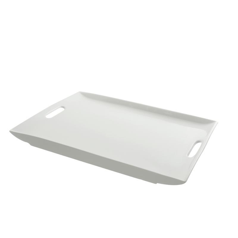 10 Strawberry Street Whittier Rectangular Platter With Handles 19 875 L X 14 7233783 Hsn