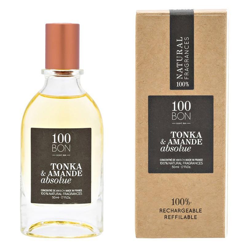 100 Bon Concentrate Tonka & Amande Absolue 1.7 oz. EDP Unisex Spray