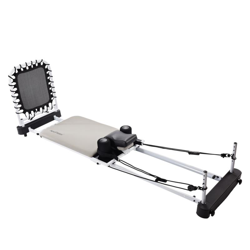 AeroPilates 5-Cord Pro Reformer 5104 with 6 Workout DVDs