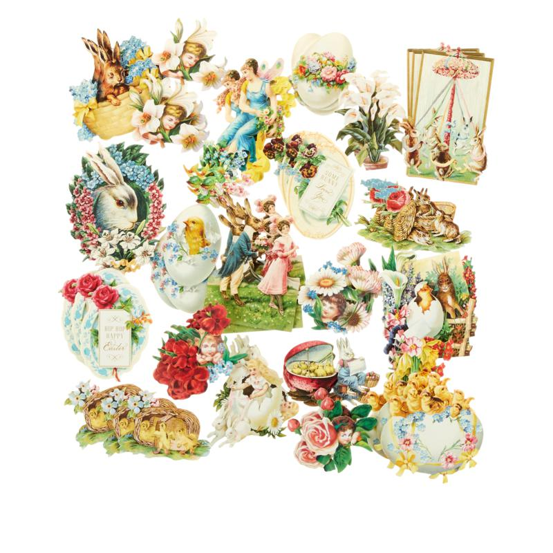 Anna Griffin® 3D Easter Stickers