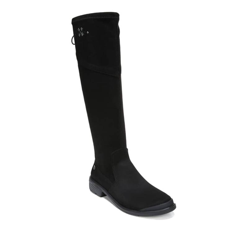 """As Is"" Bzees Boomerang Washable Zip-Up Tall Boot"