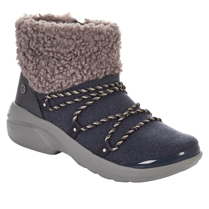 """""""As Is"""" Bzees Ovation Washable Faux Fur Bootie"""